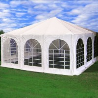 23'x23' Heavy Duty PVC Party Wedding Carport Tent