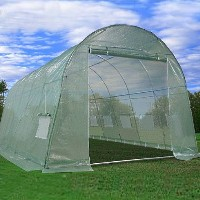 High Quality Large 20' x 10'  Walk in Garden Greenhouse