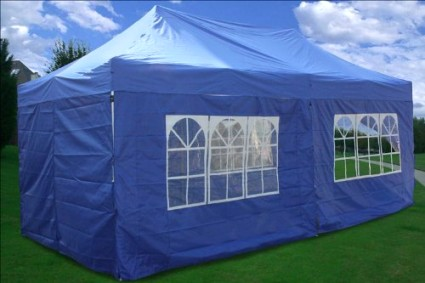 High Quality 10x20 Pop Up 6 Wall Canopy Party Tent Gazebo