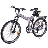 X-Treme Super Folding Electric Bicycle Bike