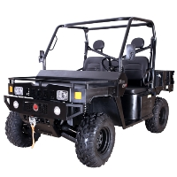 Brand New Big Iron 600 - EFI UTV Utility Vehicle