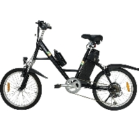 Dirt Hawk Electric Street Bike Bicycle