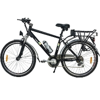 Outback 7-Speed Electric Bike Bicycle