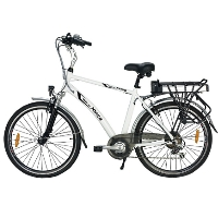 Explorer 7-Speed Sport/Hybrid Electric Bike Bicycle